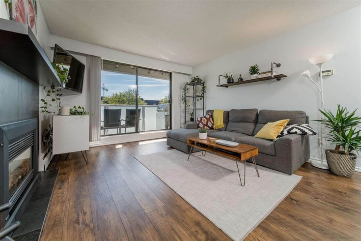 107 308 W 2ND STREET - Lower Lonsdale Apartment/Condo for sale, 2 Bedrooms (R2481062)