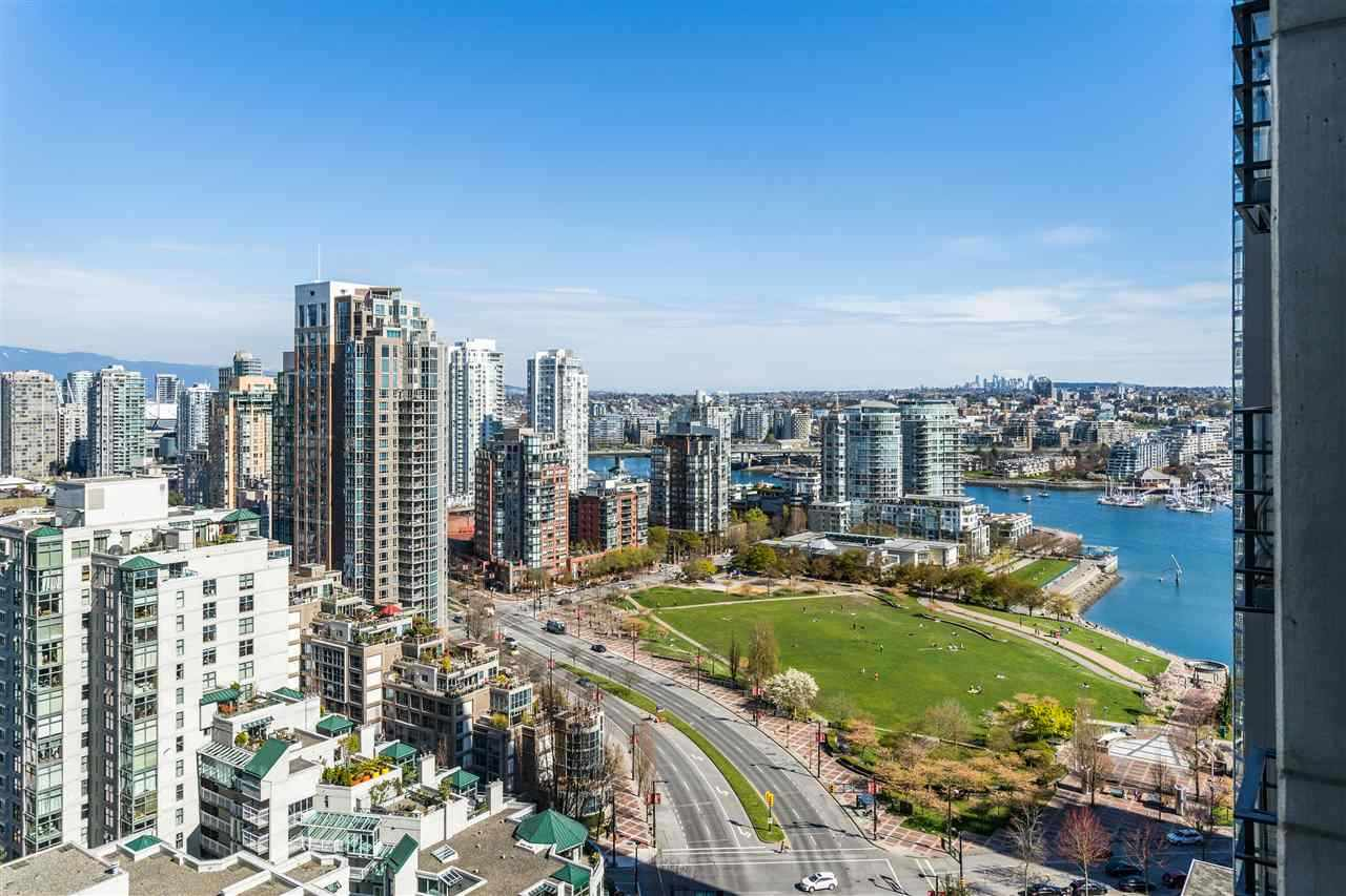 2606 1438 RICHARDS STREET - Yaletown Apartment/Condo for sale, 1 Bedroom (R2481102) - #1