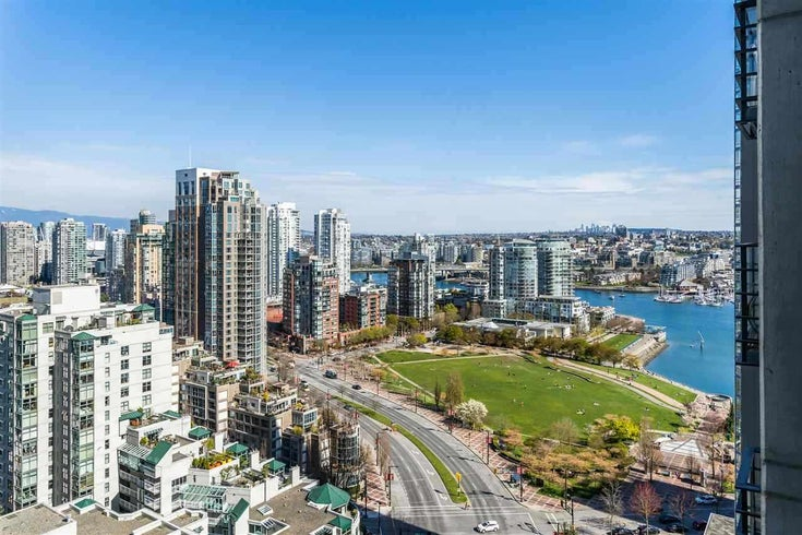 2606 1438 RICHARDS STREET - Yaletown Apartment/Condo for sale, 1 Bedroom (R2481102)
