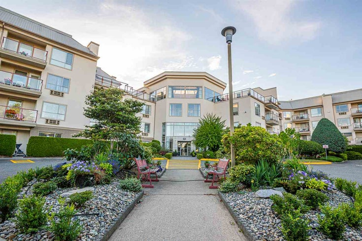 319 2626 COUNTESS STREET - Abbotsford West Apartment/Condo for sale, 2 Bedrooms (R2481155)
