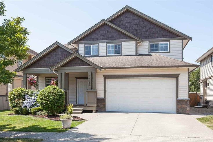 35988 N AUGUSTON PARKWAY - Abbotsford East House/Single Family for sale, 6 Bedrooms (R2481187)