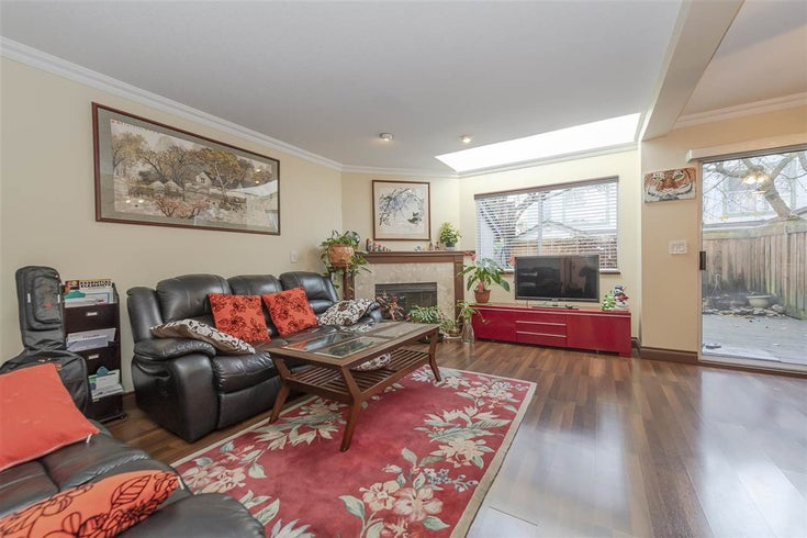 5 12438 BRUNSWICK PLACE - Steveston South Townhouse for sale, 3 Bedrooms (R2481189)