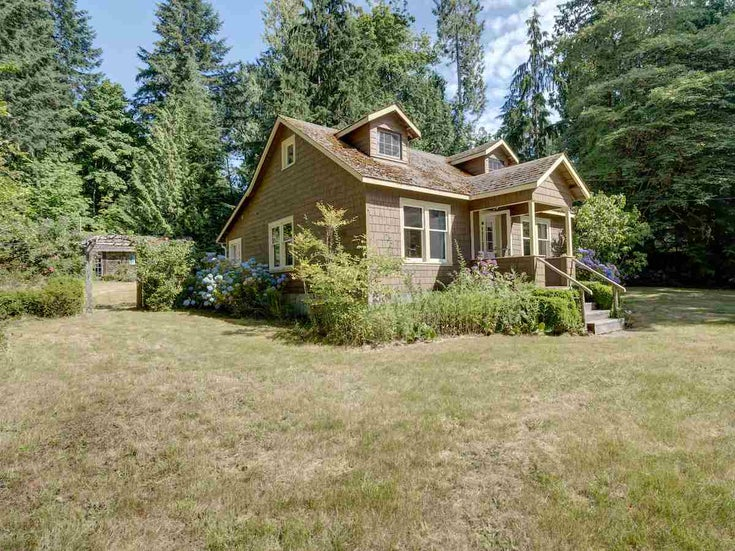 6129 SECHELT INLET ROAD - Sechelt District House with Acreage for sale, 3 Bedrooms (R2481200)