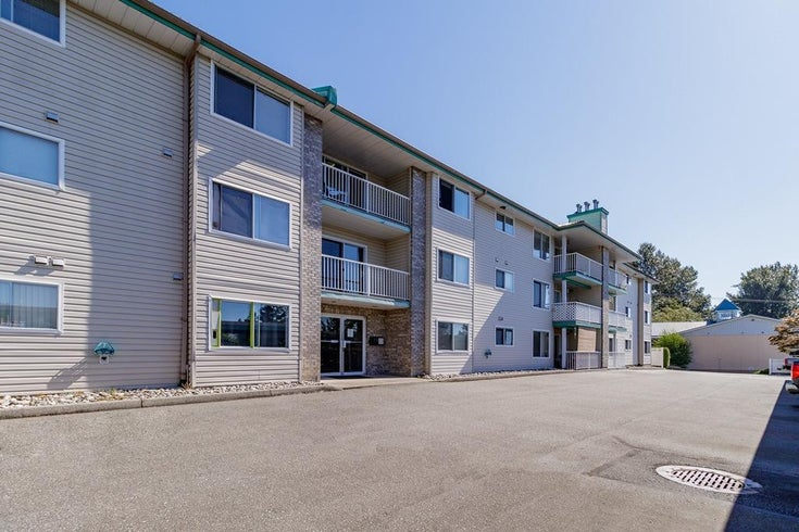 306 7265 HAIG STREET - Mission BC Apartment/Condo for sale, 2 Bedrooms (R2481249)