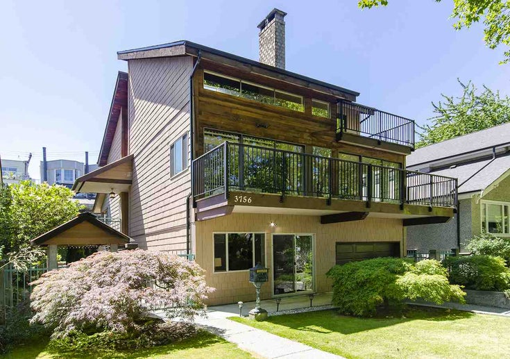 3756 W BROADWAY - Point Grey House/Single Family for sale, 3 Bedrooms (R2481260)