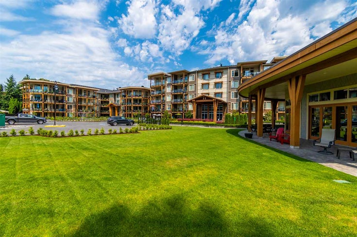 105 45754 KEITH WILSON ROAD - Vedder S Watson-Promontory Apartment/Condo for sale, 2 Bedrooms (R2481289)