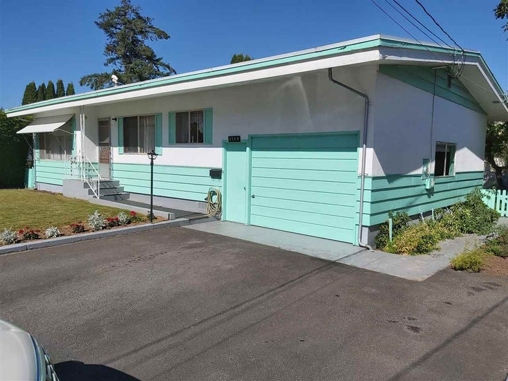 2780 EVERGREEN STREET - Abbotsford West House/Single Family for sale, 3 Bedrooms (R2481312)