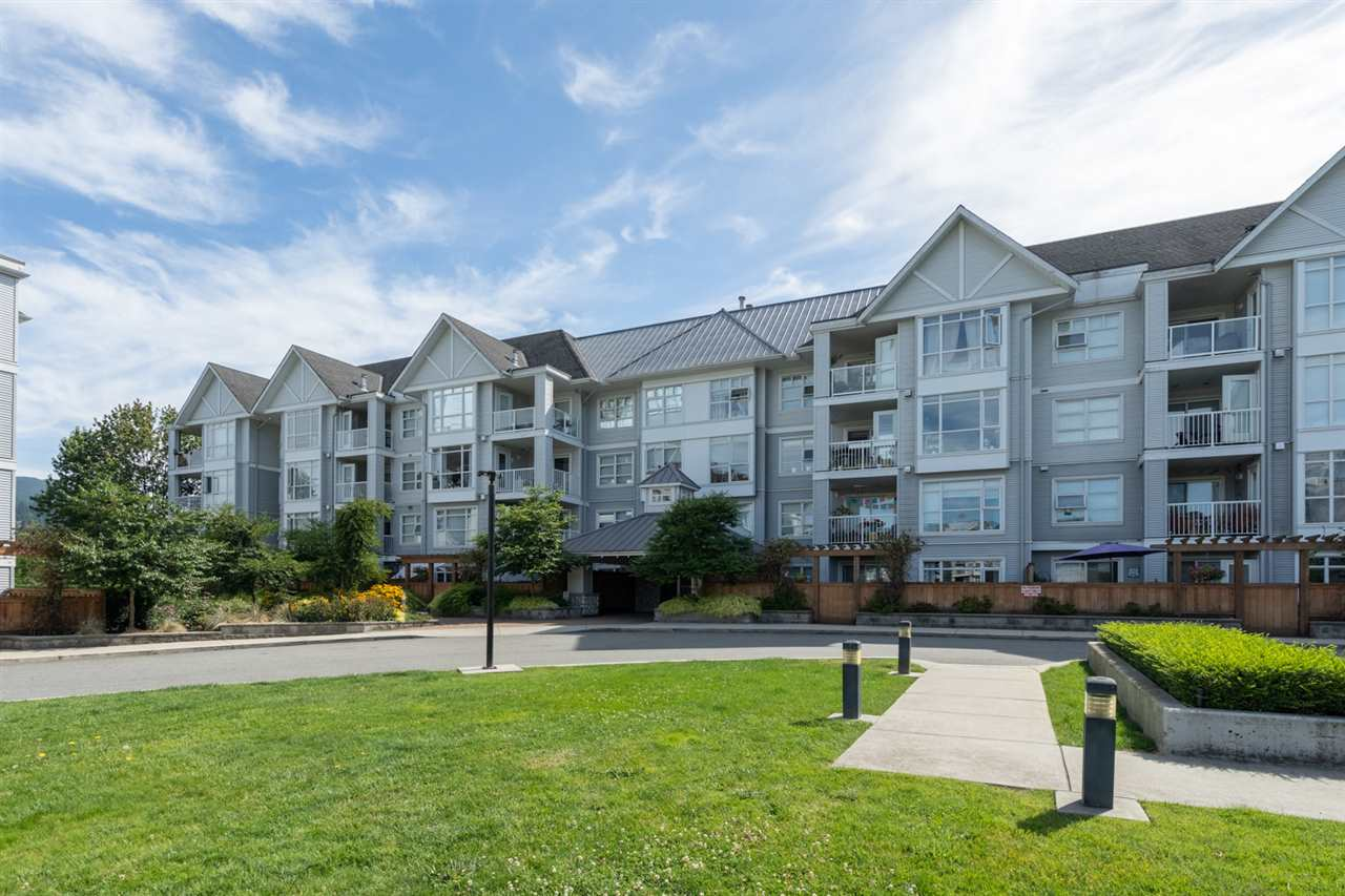 206 3148 ST. JOHNS STREET - Port Moody Centre Apartment/Condo for sale, 2 Bedrooms (R2481341) - #1