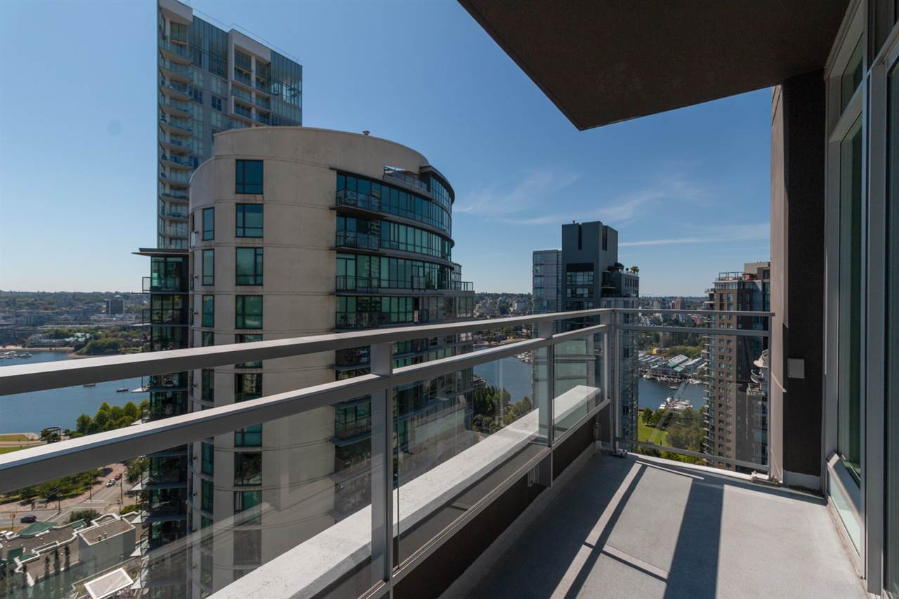 3107 1372 SEYMOUR STREET - Downtown VW Apartment/Condo for sale, 1 Bedroom (R2481345) - #20