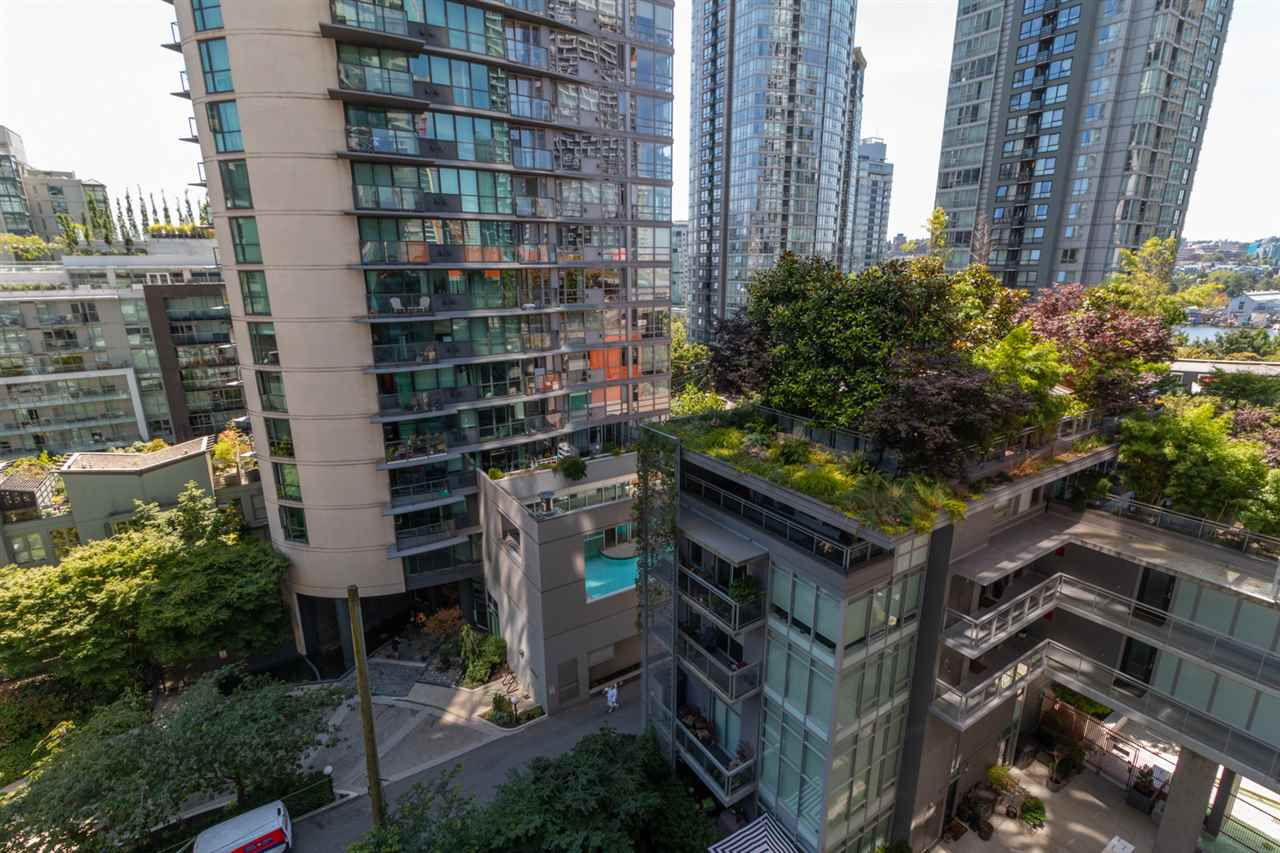 3107 1372 SEYMOUR STREET - Downtown VW Apartment/Condo for sale, 1 Bedroom (R2481345) - #23