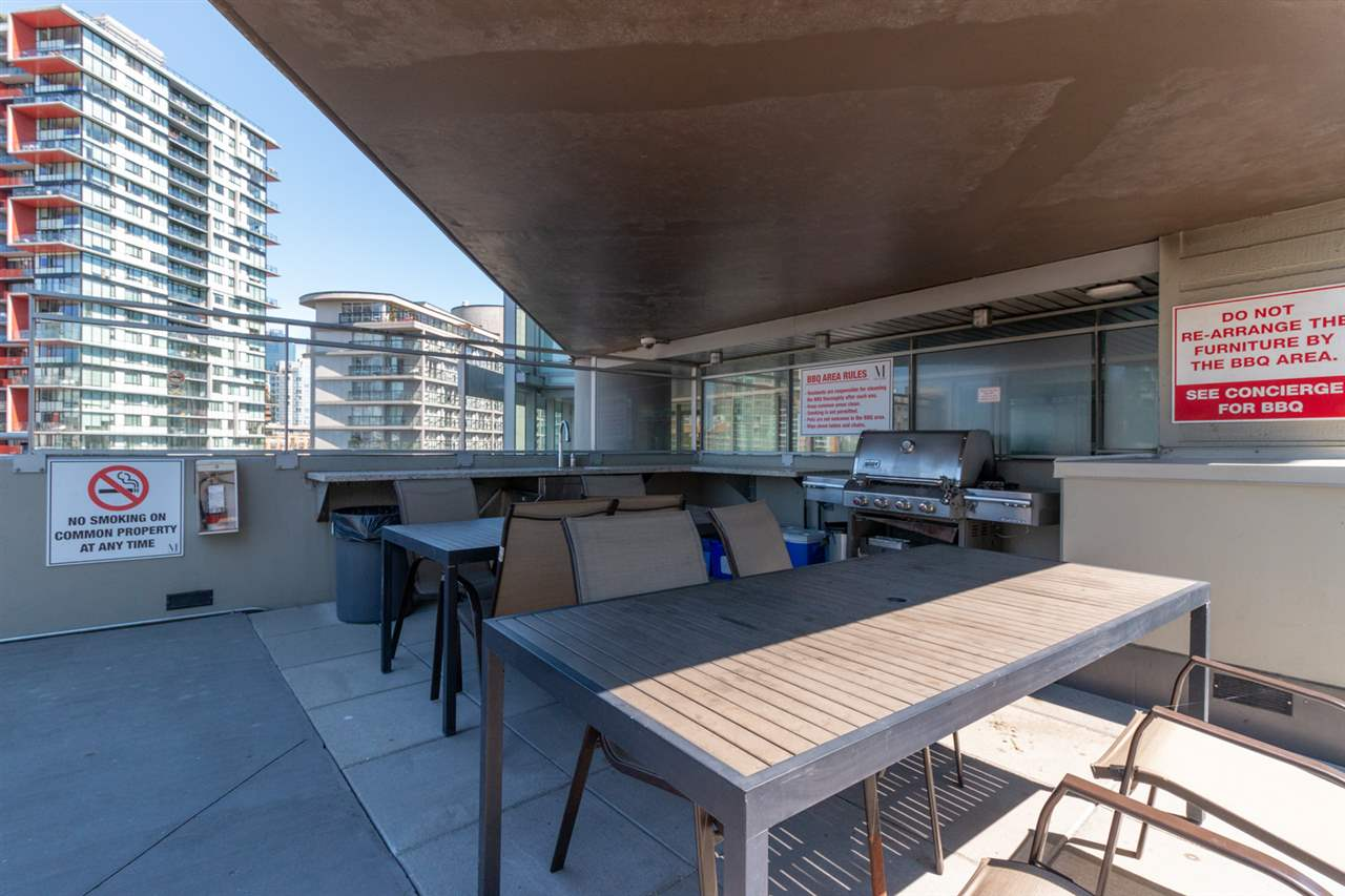 3107 1372 SEYMOUR STREET - Downtown VW Apartment/Condo for sale, 1 Bedroom (R2481345) - #24