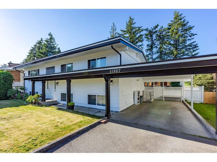 31887 GLENWOOD AVENUE - Abbotsford West House/Single Family for sale, 5 Bedrooms (R2481426)