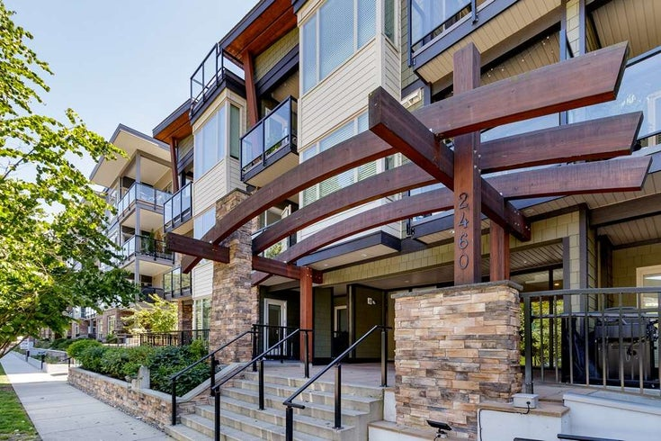 403 2460 KELLY AVENUE - Central Pt Coquitlam Apartment/Condo for sale, 2 Bedrooms (R2481438)