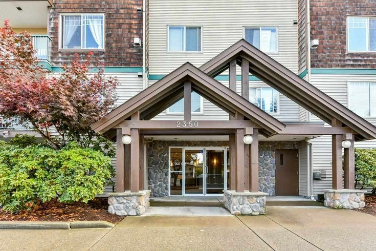 202 2350 WESTERLY STREET - Abbotsford West Apartment/Condo for sale, 2 Bedrooms (R2481445)