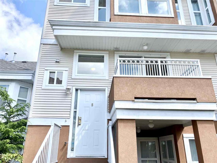 8 7170 ANTRIM AVENUE - Metrotown Townhouse for sale, 3 Bedrooms (R2481459)
