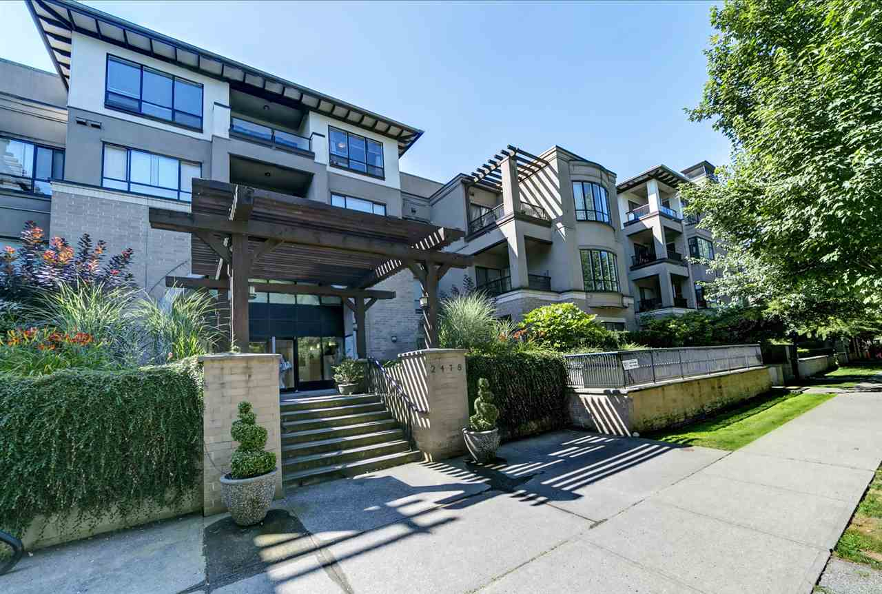 216 2478 WELCHER AVENUE - Central Pt Coquitlam Apartment/Condo for sale, 2 Bedrooms (R2481483) - #1