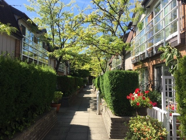 331 5790 EAST BOULEVARD - Kerrisdale Townhouse for sale, 2 Bedrooms (R2481488)