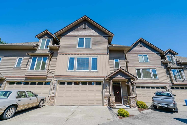 9 8491 PIPER CRESCENT - Chilliwack E Young-Yale Townhouse for sale, 3 Bedrooms (R2481528)