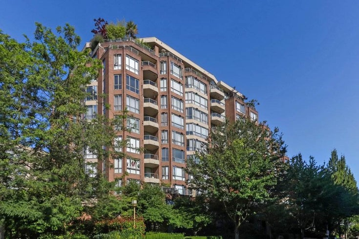 503 2201 PINE STREET - Fairview VW Apartment/Condo for sale, 1 Bedroom (R2481546)
