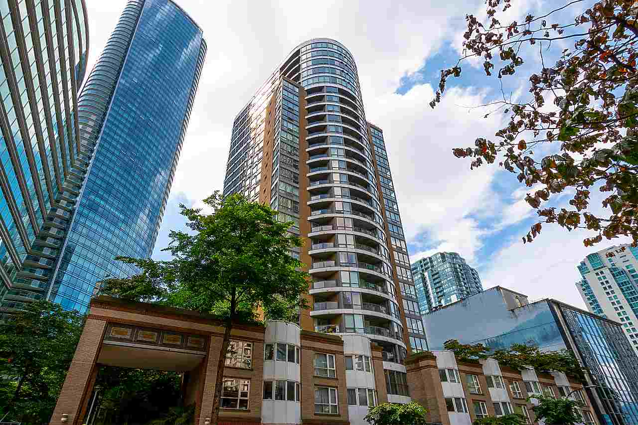 1903 1166 MELVILLE STREET - Coal Harbour Apartment/Condo for sale, 2 Bedrooms (R2481556)