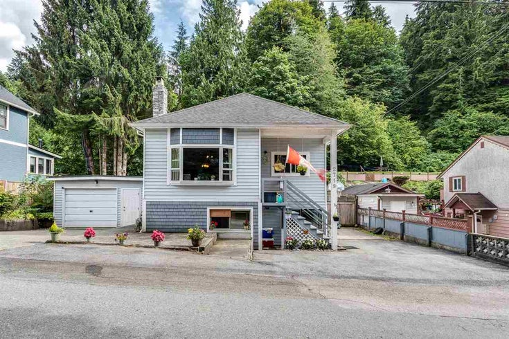 2719 JANE STREET - Port Moody Centre House/Single Family for sale, 3 Bedrooms (R2481563)