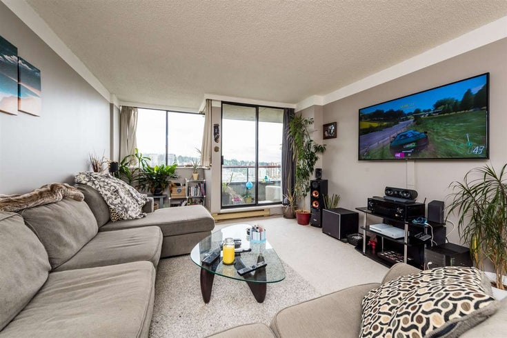 2001 3970 CARRIGAN COURT - Government Road Apartment/Condo for sale, 1 Bedroom (R2481608)