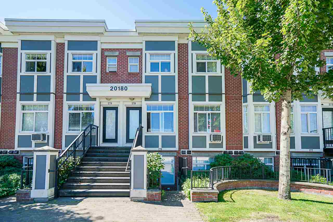 178 20180 FRASER HIGHWAY - Langley City Apartment/Condo for sale, 1 Bedroom (R2481629) - #1