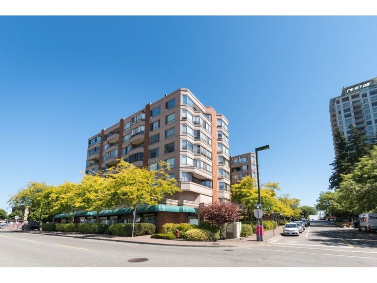 807 15111 RUSSELL AVENUE - White Rock Apartment/Condo for sale, 2 Bedrooms (R2481638)
