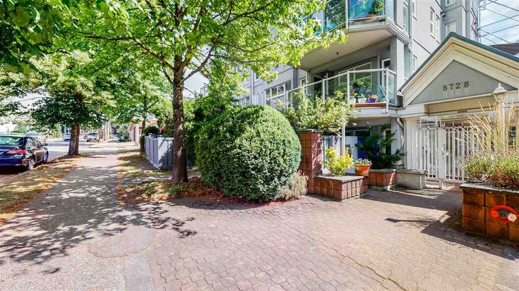 302 8728 SW MARINE DRIVE - Marpole Apartment/Condo for sale, 3 Bedrooms (R2481664)