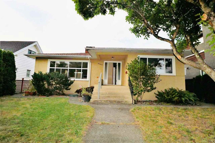 2433 W 19TH AVENUE - Arbutus House/Single Family for sale, 5 Bedrooms (R2481677)