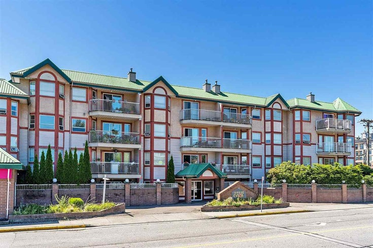 215 22661 LOUGHEED HIGHWAY - East Central Apartment/Condo for sale, 2 Bedrooms (R2481686)
