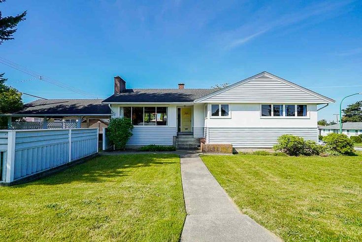 7833 COQUITLAM STREET - The Crest House/Single Family for sale, 3 Bedrooms (R2481772)