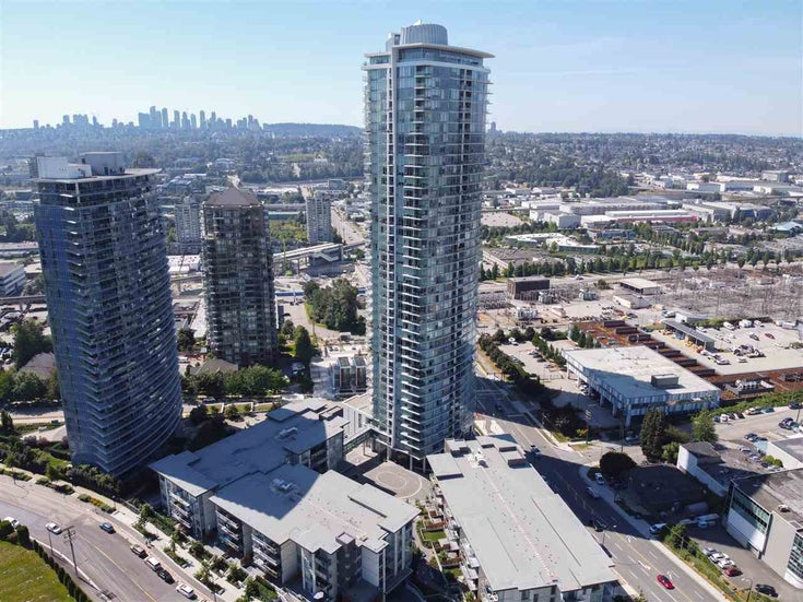 3101 1788 GILMORE AVENUE - Brentwood Park Apartment/Condo for sale, 1 Bedroom (R2481787)
