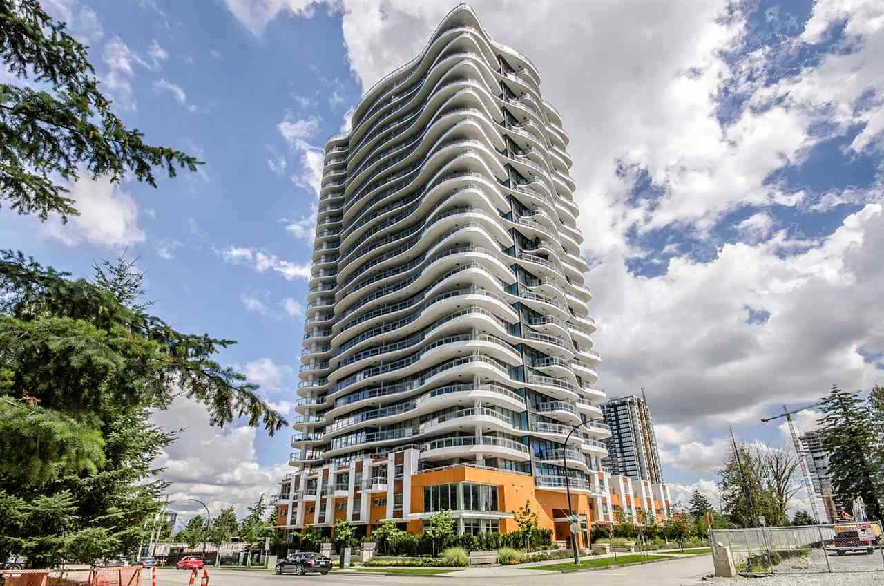 1206 13303 CENTRAL AVENUE - Whalley Apartment/Condo for sale, 1 Bedroom (R2481811)