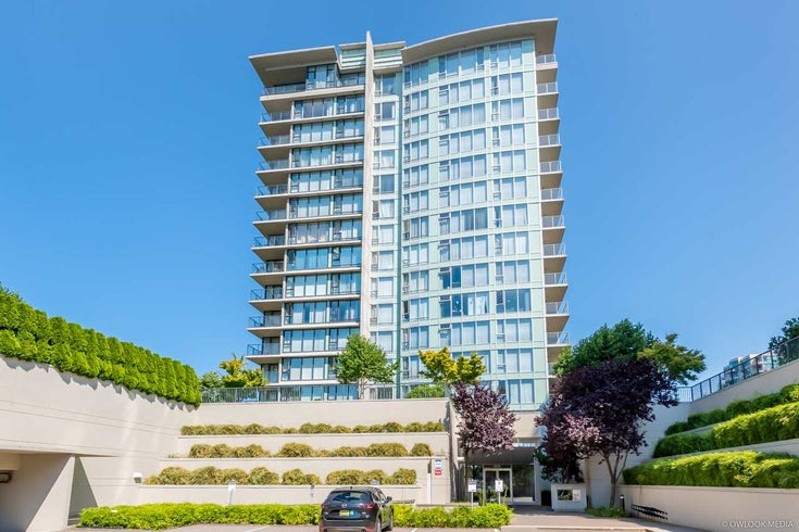 906 5068 KWANTLEN STREET - Brighouse Apartment/Condo for sale, 2 Bedrooms (R2481816)