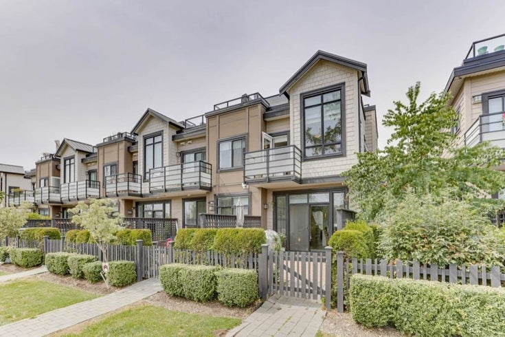 7 100 WOOD STREET - Queensborough Townhouse for sale, 3 Bedrooms (R2481818)