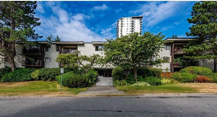 308 1555 FIR STREET - White Rock Apartment/Condo for sale, 2 Bedrooms (R2481860)