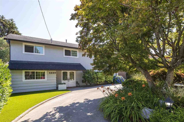 5280 9A AVENUE - Tsawwassen Central House/Single Family for sale, 4 Bedrooms (R2481861)