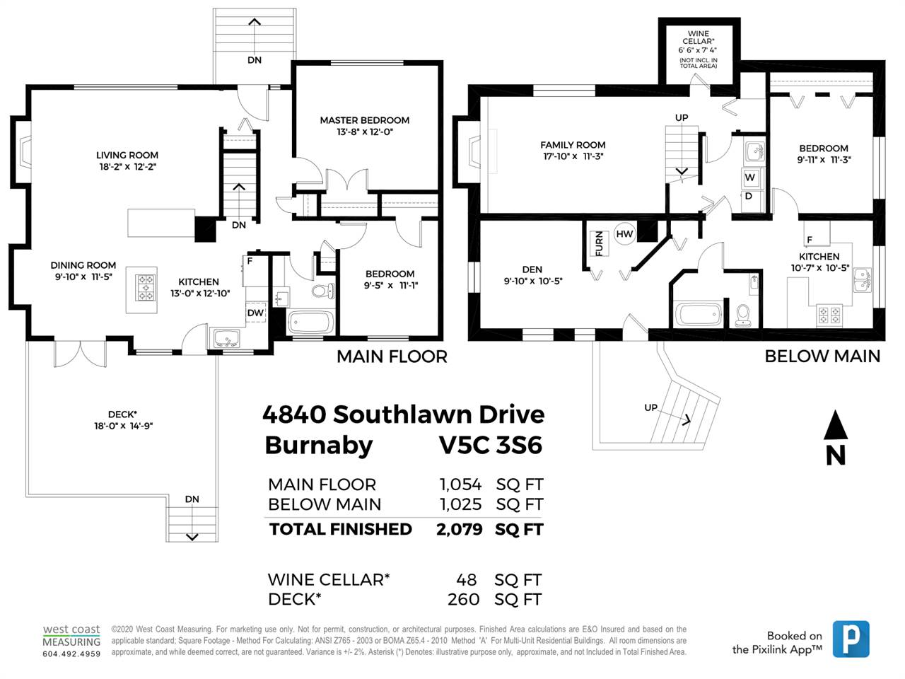 4840 SOUTHLAWN DRIVE - Brentwood Park House/Single Family for sale, 3 Bedrooms (R2481873) - #32