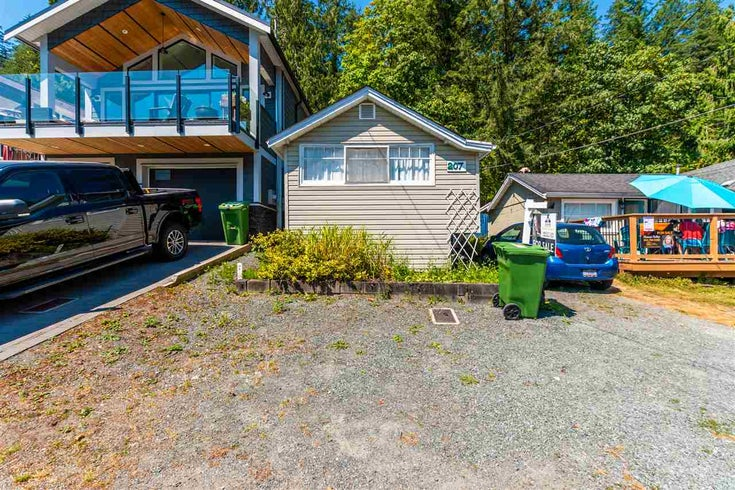 207 LAKESHORE DRIVE - Cultus Lake House/Single Family for sale, 1 Bedroom (R2481878)