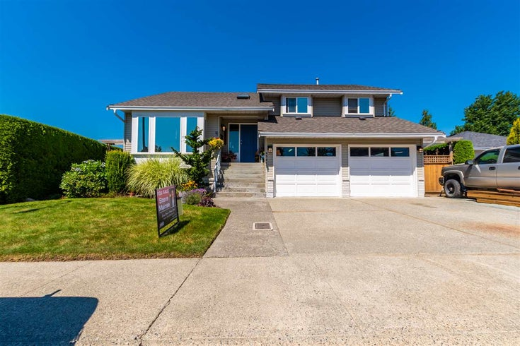 45417 CARRIAGE WAY - Sardis West Vedder Rd House/Single Family for sale, 4 Bedrooms (R2481888)