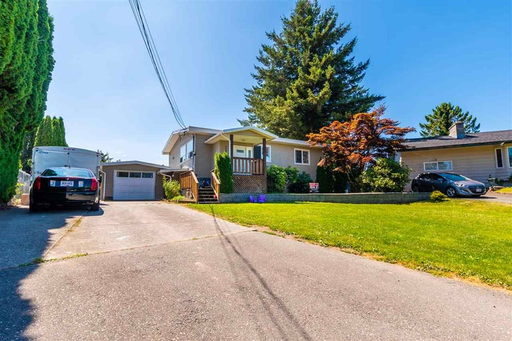 45640 NEWBY DRIVE - Sardis West Vedder Rd House/Single Family for sale, 4 Bedrooms (R2481893)