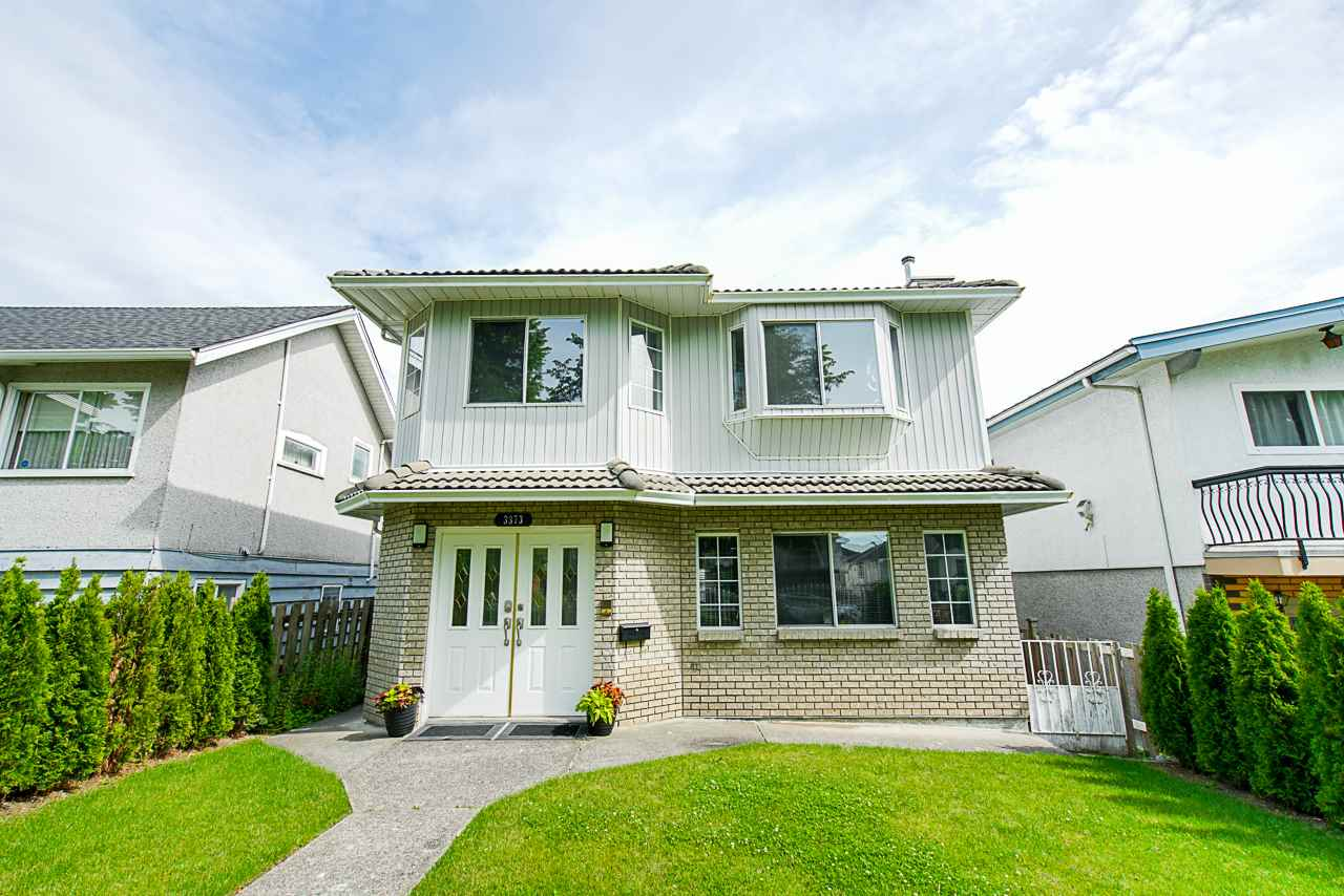 3373 E 2ND AVENUE - Renfrew VE House/Single Family for sale, 5 Bedrooms (R2481894) - #1