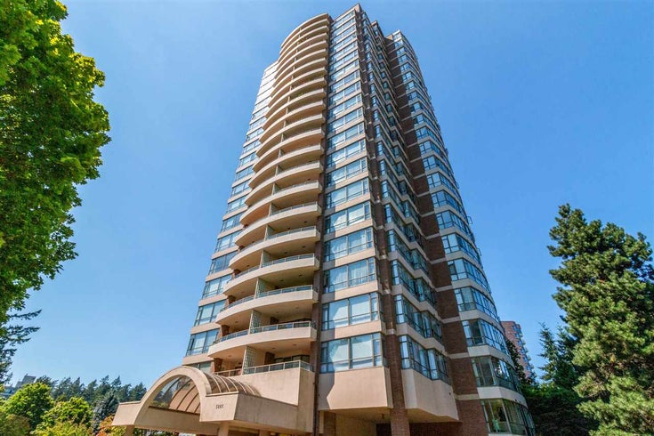 201 5885 OLIVE AVENUE - Metrotown Apartment/Condo for sale, 2 Bedrooms (R2481916)