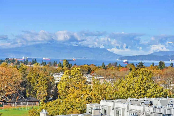 805 2799 YEW STREET - Kitsilano Apartment/Condo for sale, 1 Bedroom (R2481929)