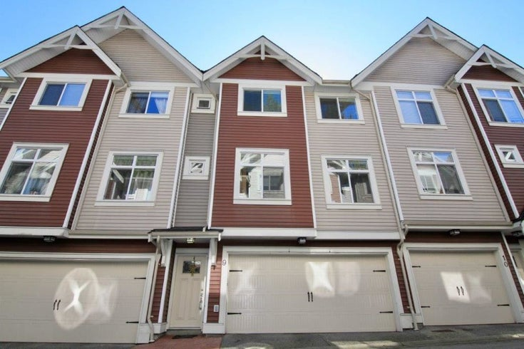 9 10265 141 STREET - Whalley Townhouse for sale, 4 Bedrooms (R2481944)