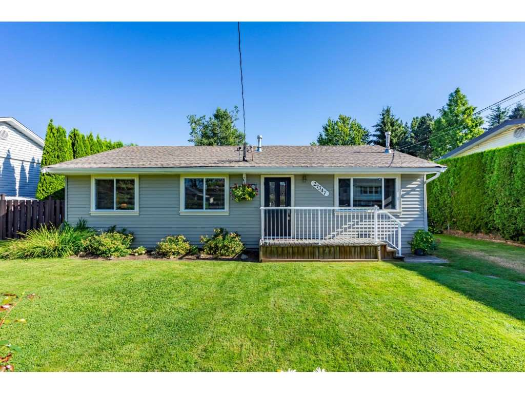 27347 29A AVENUE - Aldergrove Langley House/Single Family for sale, 3 Bedrooms (R2481968) - #1