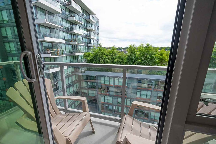 909 168 W 1ST AVENUE - False Creek Apartment/Condo for sale, 1 Bedroom (R2481971)