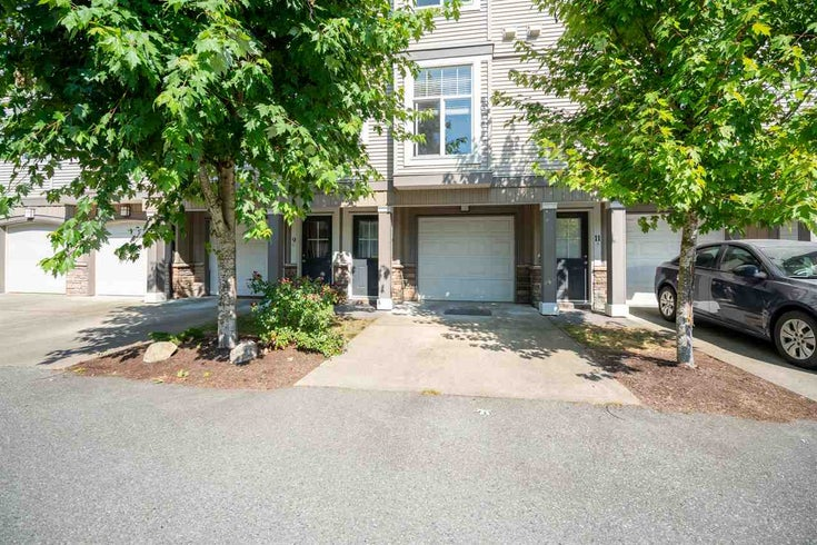 10 9140 HAZEL STREET - Chilliwack E Young-Yale Townhouse for sale, 3 Bedrooms (R2481983)