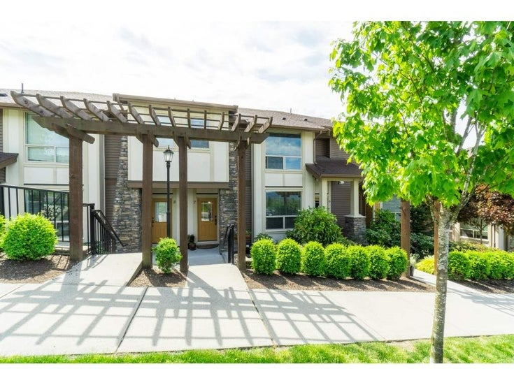 7 10550 248 STREET - Thornhill MR Townhouse for sale, 4 Bedrooms (R2482014)